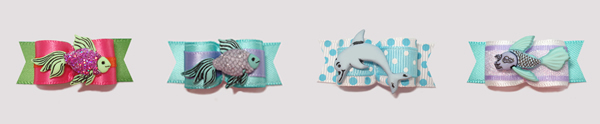 Dog Bows - Beach & Summer Fun! 15% off-beach_summer1.jpg